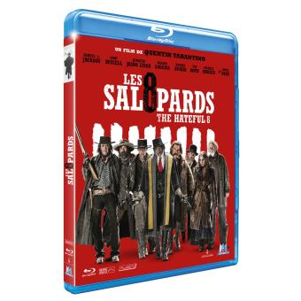 Les 8 Salopards Blu-ray