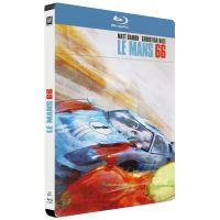LE MANS-LTD ED-FR-BLURAY STEELBOOK