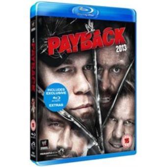 WWE Payback 2013 Blu-ray