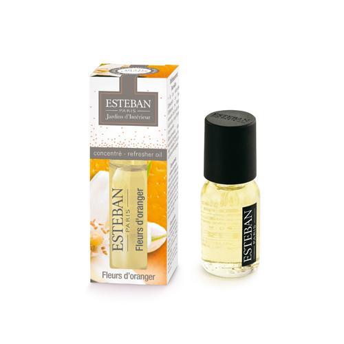 Concentré de parfum Fleurs d'oranger 15 ml Esteban