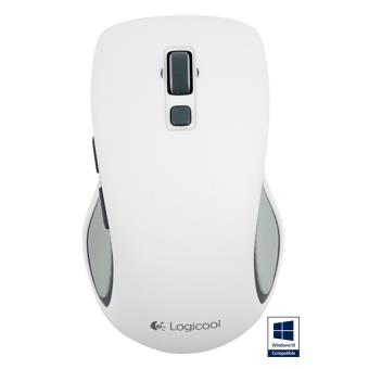 souris sans fil logitech m560 blanche souris achat prix fnac. Black Bedroom Furniture Sets. Home Design Ideas