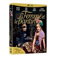 La femme et le pantin Combo Blu-ray DVD