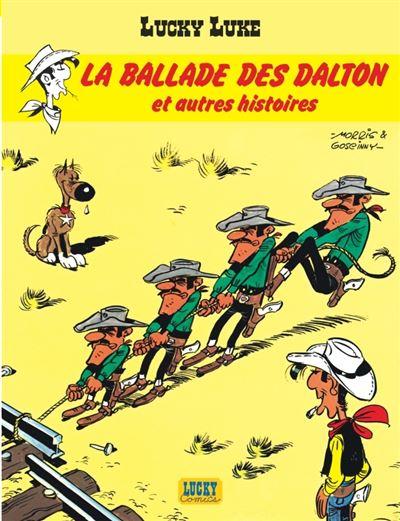 Lucky Luke - La Ballade des Dalton et autres histoires
