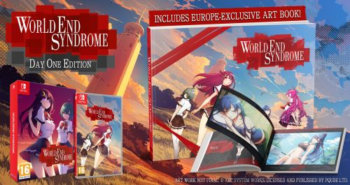 World End Syndrome Edition Day One Nintendo Switch