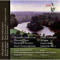 Piano concerto/eclogue