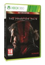 Metal Gear Solid 5 : The Phantom Pain Day One Edition Xbox 360 - Xbox 360