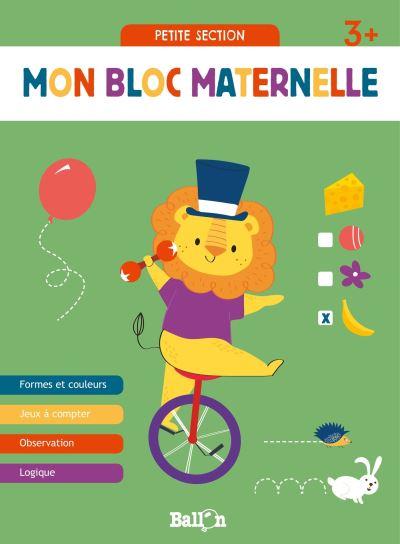 Mon bloc maternelle 3+