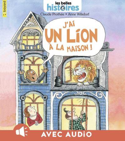 J'ai un lion à la maison - 9791029307270 - 3,99 €