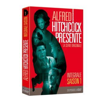 Alfred Hitchcock présenteAlfred Hitchcock présente Saison 1 DVD