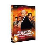 Mission : Impossible, 20 ans après L'intégrale de la Saison 2 DVD