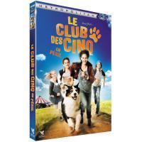 Le club des cinq en péril DVD
