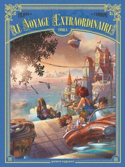 Le Voyage extraordinaire - Tome 04 - Cycle 2 - Les Îles mystérieuses 1/3 - 9782331021282 - 6,99 €