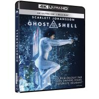 Ghost in the Shell Blu-ray 4K Ultra HD
