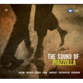 The Sound of Piazzolla Coffret