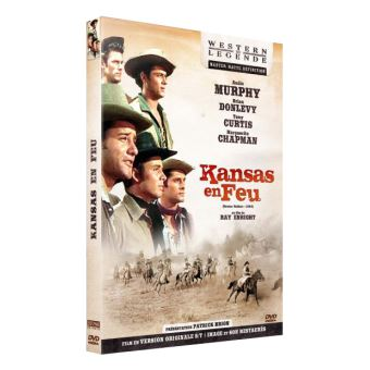 Kansas en feu DVD