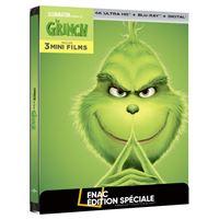Le Grinch Steelbook Edition Spéciale Fnac Blu-ray 4K Ultra HD