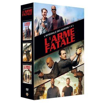 L'arme fataleCoffret L'arme fatale Saisons 1 à 3 DVD