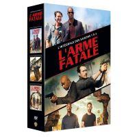 Coffret L'arme fatale Saisons 1 à 3 DVD