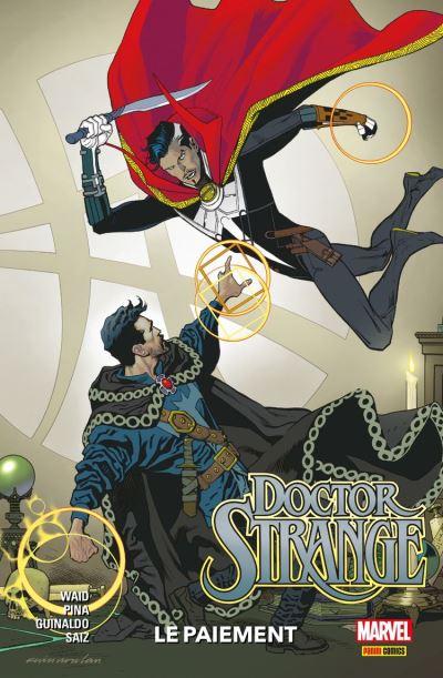 Doctor Strange (2018) T02 - Le paiement - 9782809488715 - 14,99 €