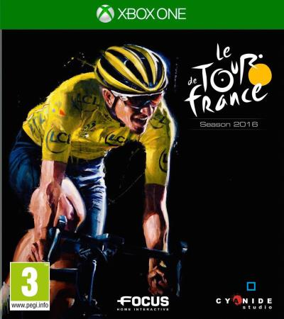 Tour de France 2016 Xbox One