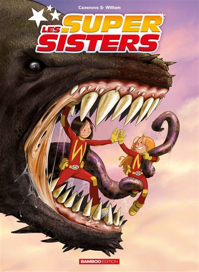 Les Supers Sisters - Ecrin tomes 01 et 02 + poster offert