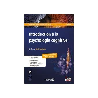 Psychologie cognitive - Patrick Lemaire