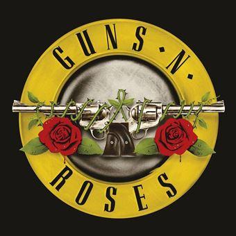 Guns N Roses - Bullet Logoi - Canvas