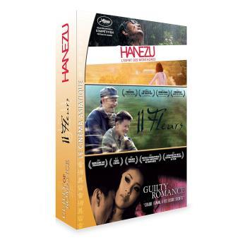 Coffret Cinéma asiatique 3 films DVD