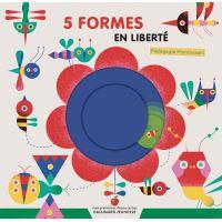 5 formes en liberté