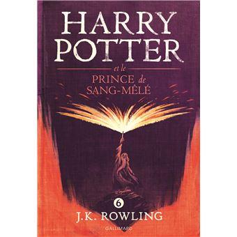 Harry PotterHarry Potter et le prince de Sang-Mêlé