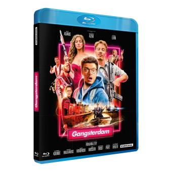 Gangsterdam Blu-ray