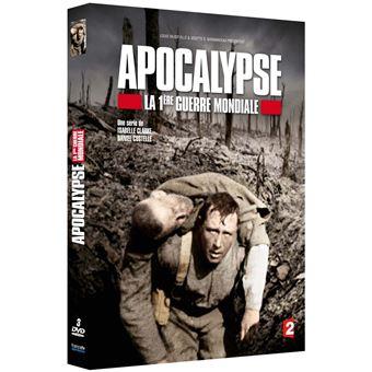 Apocalypse : La 1ère Guerre Mondiale DVD