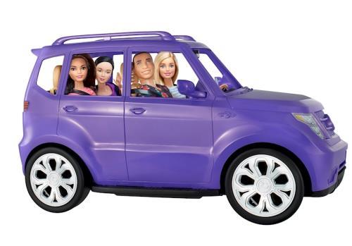 Violette Violette Barbie X X Voiture 4 Voiture 4 4 Barbie X Voiture 0PXOk8Nnw