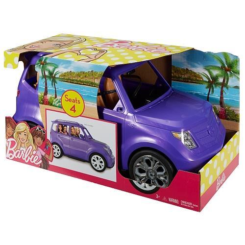 for whole family on wholesale wholesale dealer Voiture 4 x 4 Barbie Violette