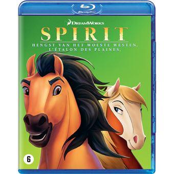 Spirit: Stallion of the cimarron-BIL-BLURAY