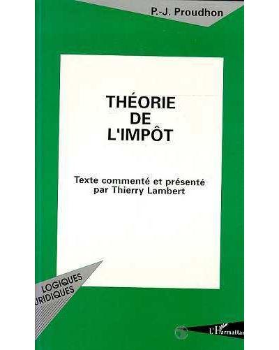 Theorie de l'impot
