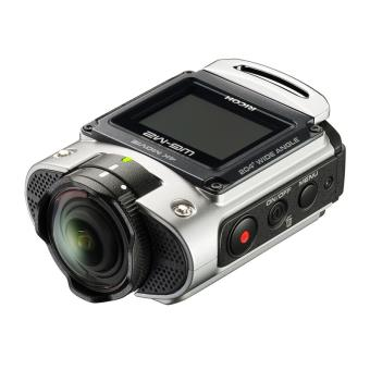Ricoh WG-M2 Camcorder Silver