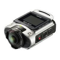 Caméra d'action Ricoh WG-M2 Argent