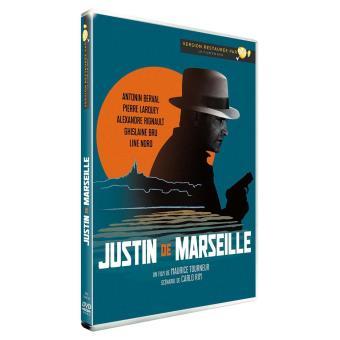Justin de Marseille DVD