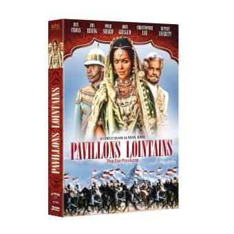 PAVILLONS LOINTAINS-3 DVD-VF