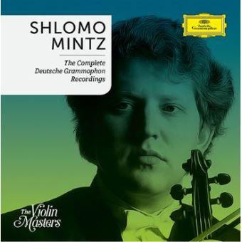Complete Deutsche Grammophon Recordings Coffret Edition Limitée