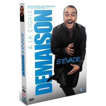 Demaison s'évade DVD
