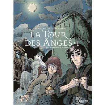La Tour Des Anges la tour des anges - tome 1 - la tour des anges - stéphane melchior