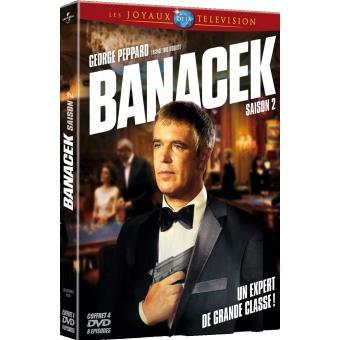 BanacekBANACEK 2-4 DVD-FR
