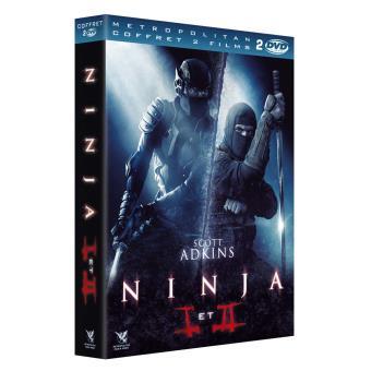 Coffret Ninja 2 films DVD