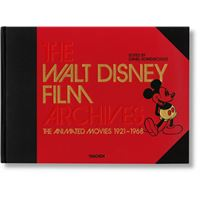 Les Archives des films Walt Disney. Les films d'animation