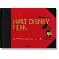 Les Archives des films Walt Disney. Les films d'animation