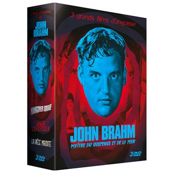 Coffret Brahm 3 Films DVD