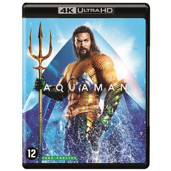 AquamanAquaman Blu-ray 4K Ultra HD