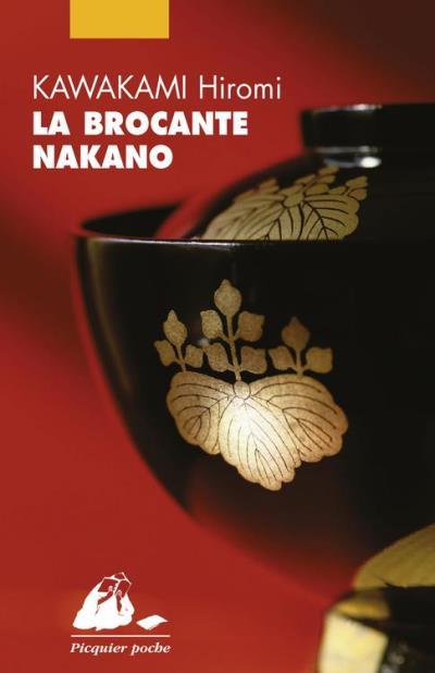 La Brocante Nakano - 9782809704662 - 7,99 €
